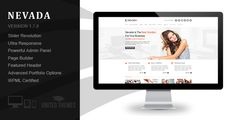 WordPress - Brooklyn - Creative One Page Multi-Purpose Theme | ThemeForest