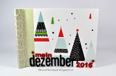 Dezember Tagebuch Album December Daily