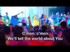 Tell The World - Hillsong Kids (with Lyrics/Subtitles) (Worship Song) -only a little slower maybe! @stephaniesmit