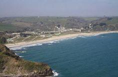 Pentewan Beach,St Austell,Cornwall
