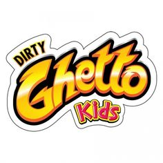 DGK Skateboards DGK Flavor Sticker