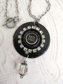 My Salvaged Treasures: From Junk to Jewelry