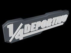 Esperen pronto la nueva identidad Grafica de 1/4 Deportivo. by. Rems Media Solutions.