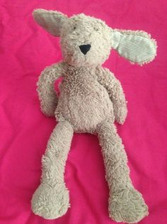 This teddy dog has been missing for a long time. Does anyone know where a replacement can purchased or what brand he is? pls let us know https://www.facebook.com/TeddyBearLostAndFound/photos/a.569108593207849.1073742390.271731732945538/480594695392573/