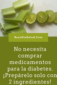 Remedio casero para la diabetes. #Diabetes #CurarDiabetes #RevertirDiabetes