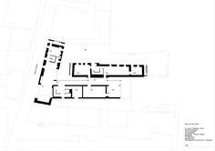 The Pier Arts Centre,plan