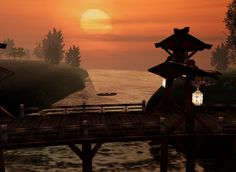 """Watch the Sunset"" prachtiiig ! goed gedaan imvu."