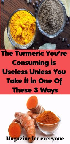 Turmeric is one of the greatest natural remedies you will ever use but theres something you should know about it.