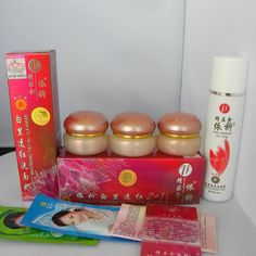 Cheap Day Creams & Moisturizers, Buy Directly from China Suppliers:                         YiQi Beauty Whitening 2+1 Effective In 7 Days +1 Facial Cleanser( Choco