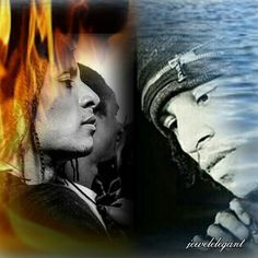 #MYEDIT #LESTWINS one fire one water one sparks the fire on the blaze of fire the beast we love the rainstorm we need for hydration both we need to feels whole the need of les twins