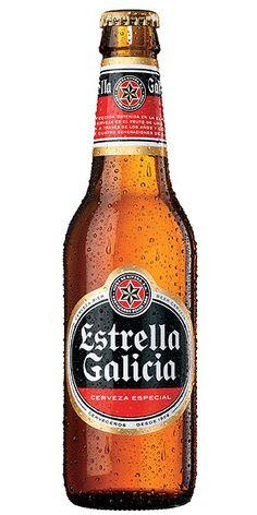 #Estrella Galicia  #Escandalosamente buena