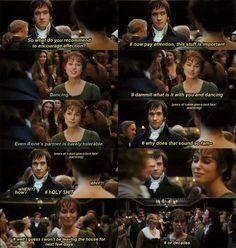 Darcy's inner struggles #6