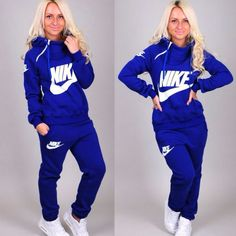 Awesome blue nike jumpsuit