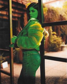 Kylie for The Kendall + Kylie DropOne Collection Estilo Kylie Jenner, Kylie Jenner Outfits, Kylie Jenner Photoshoot, Looks Kylie Jenner, Kendall And Kylie Jenner, Kardashian Family, Kardashian Jenner, Foto Instagram, Ootd