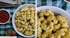 Leckere Low-Carb Parmesan-Knoten