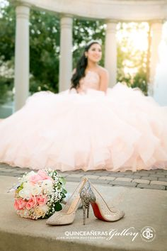 Sweet 16 Pictures, Quince Pictures, Mexican Quinceanera Dresses, Quinceanera Planning, Quince Dresses, 15 Dresses, Debut Photoshoot, Collage Des Photos, Quinceanera Collection