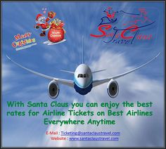 """Contact Santa Claus Travel Egypt Now ("""",)  Ticketing@santaclaustravel.com Flight Tickets, Airline Tickets, Christmas Offers, Best Airlines, Egypt, Santa, Travel, Air Flight Tickets, Viajes"""