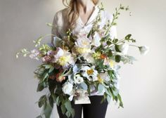 Created by Katie Kukulka, Floral Arranging 101 through NicolesClasses.com