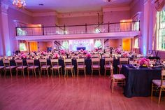 Beautiful Uplights add such visual interest to any space!   Venue:The Commons 1854  Uplights executed by 617 Weddings.