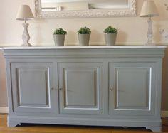 Relooking meuble Louis Philippe AVANT / APRES | Cultura