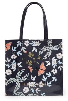 f6543b072757e1 Ted Baker London Large Icon - Kyoto Gardens Tote - Blue