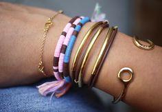 honestlywtf.com for DIY Tube Bracelet
