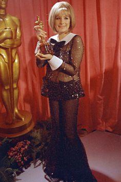 Barbara Streisand in Arnold Scaasi