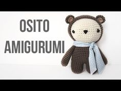 Video Tutoriales de Peluches de Crochet - La Lista de mi Suegra