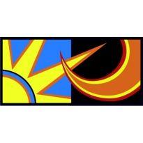 Rossi Sun Moon Logo. Get this logo in Vector format from http://logovectors.net/rossi-sun-moon/