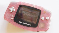 Fuchsia Gameboy Advance Pink #Nintendo