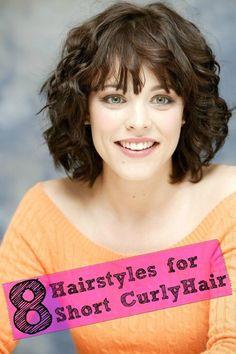 Haarschnitt Stile Für Kurze Lockige Haare
