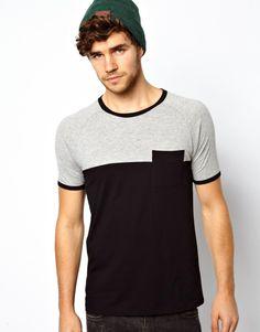 T-Shirt-With-Contrast-Yoke-And-Raglan-Sleeves.jpg (870×1110)