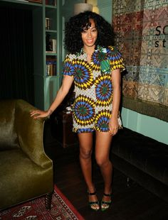Solange's Instagram Account Offers Endless Style Inspiration And We're Taking Notes