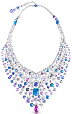 Fabergé's Le Collier Délices... | Diamonds in the Library