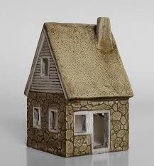 unique Clay houses ideas on Clay Houses, Ceramic Houses, Putz Houses, Ceramic Birds, Miniature Houses, Ceramic Clay, Fairy Houses, Wooden Houses, Stone Houses