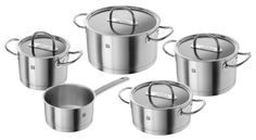 Zwilling Prime Cookware Set 5 pcs Stainless Steel *** Additional info @