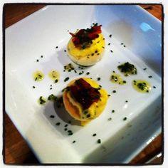 Park tavern deviled eggs (Taken with Instagram)