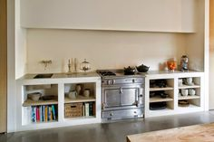Industrial style: La Cornue Now on blog!!  | Fill your home with love
