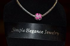 B2G1 Free Pink Breast Cancer Ribbon Bead by SimpleEleganceCole, $3.00  Honor a Breast Cancer Survivor at Christmas with this beautiful charm. This will fit Pandora bracelets.