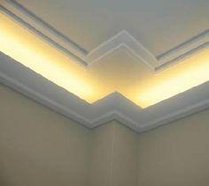 indirekte beleuchtung wohnzimmer led 1 deckenleuchte. Black Bedroom Furniture Sets. Home Design Ideas