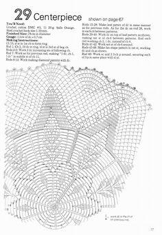 Ondori Gorgeous crochet laces - katty - Веб-альбомы Picasa