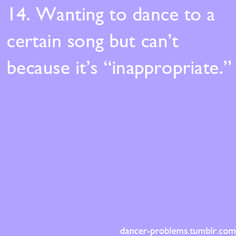 dance problems | 36 notes tags competition dancer problems dance dancer