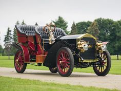 1906 Pungs-Finch Finch Limited Touring