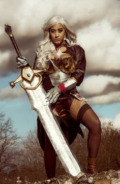 Female Fenris cosplay. WOA *Q* I need to find this cosplayer, she's gorgeous! #dragon age #fenris #cosplay