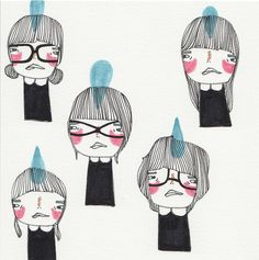 the school girls by pretty little thieves, via Flickr