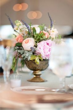 vases etc for vintage style arrangments