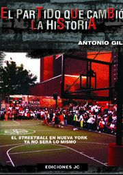 """""""El partido que cambió la Historia"""" de Antonio Gil Sose www.basketspirit.com/Libros-de-baloncesto-y-preparacion-fisica"""