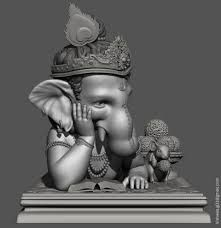 Image result for baby ganesha