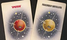 Space Race Card Game