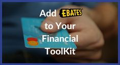 Learn why you should add Ebates to Your Financial ToolKit.  Revitalized Mind is your resource for practical knowledge on how to create a life of purpose, fulfillment, and success.  Visit www.revitalizedmind.com to start your journey towards the life you desire.